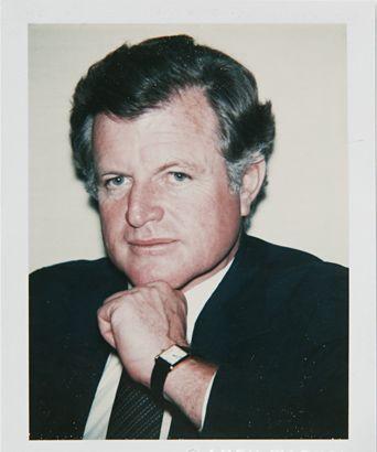 Edward Kennedy - Andy Warhol's Polaroid Portraits