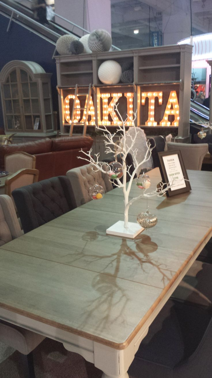we love this stand! plus - you can buy Oakita furniture on the shop