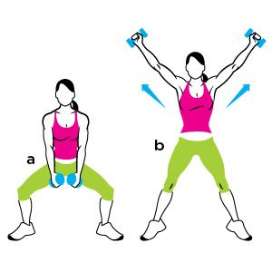 Burn More Fat In Less Time! http://www.womenshealthmag.com/fitness/circuit-training-workouts