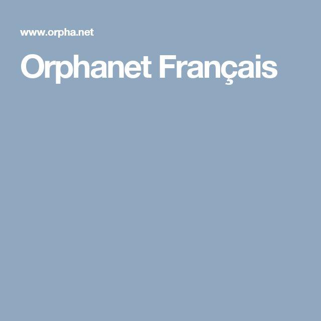 Orphanet Français