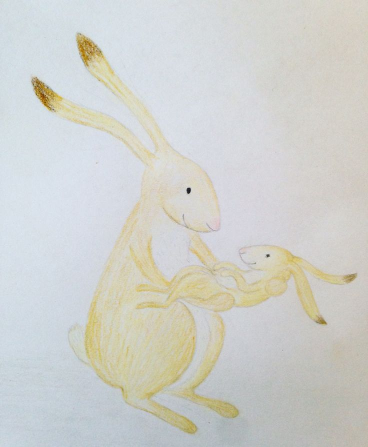 Honey bunny... #floortinga #illustration #drawing #childrensbook #hare #bunny
