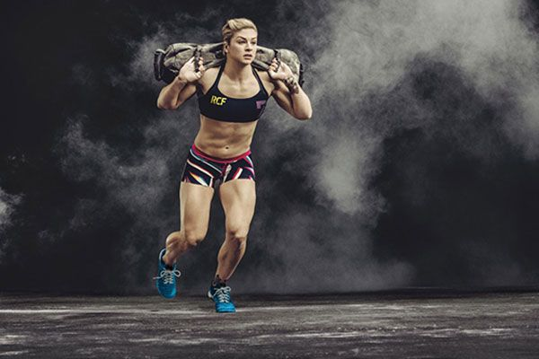 Reebok's New Lookbook Proves Beauty & Strength Go Hand In Hand #refinery29