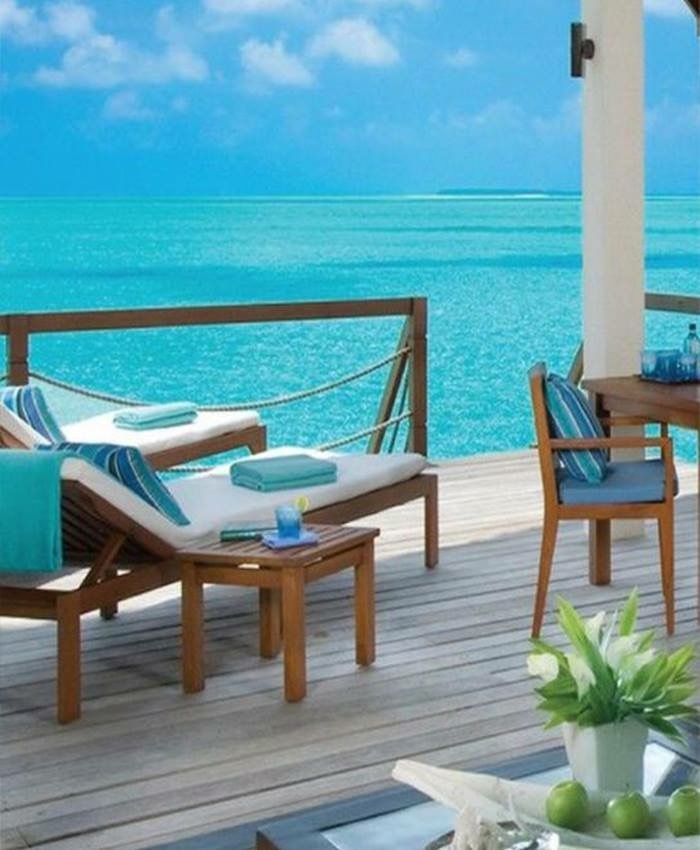 Beach bungalow with a beautiful ocean view | Beach Life | Beautiful Beaches | Travel | Beach House | Beach Lifestyle