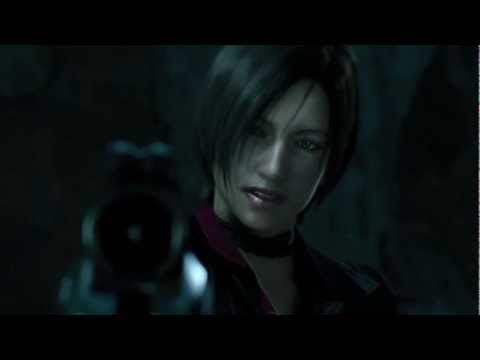 Resident Evil Damnation - Leon and Ada - YouTube