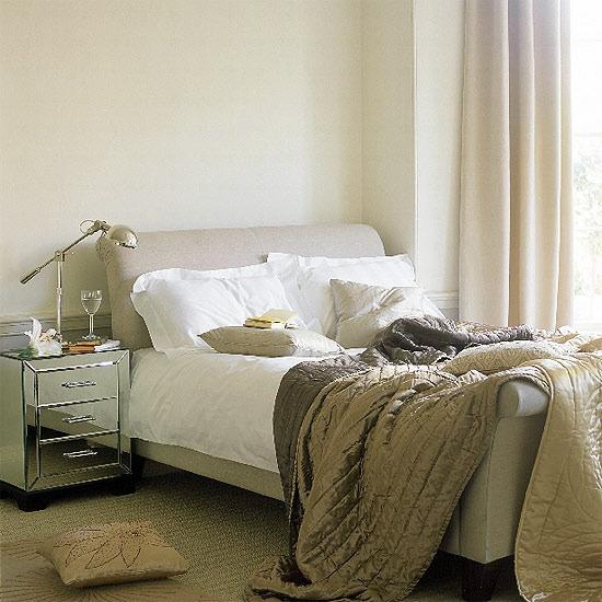 Bedroom Art Deco Red Accent Wall Bedroom Bedroom Bed Ideas Dark Carpet Bedroom Ideas: Sumptuous Linen And Satin #bed #bedroom #coverlet