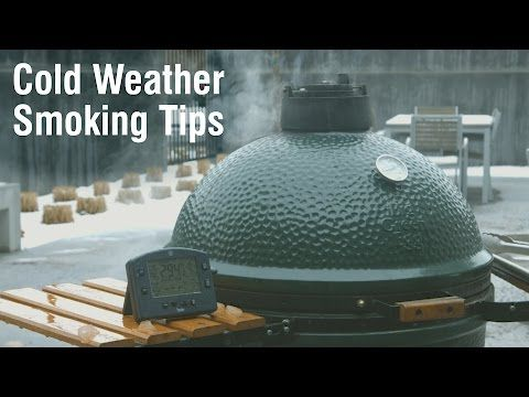 Cold Weather Smoking: Baby Back Ribs |