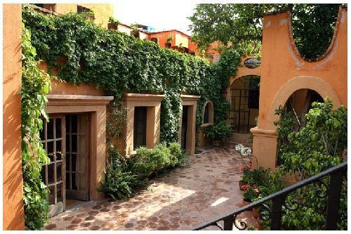 Fachadas Rústicas Mexicanas De Piedra Bonitas   Fotos De Casas ... #casasrusticasmodernas