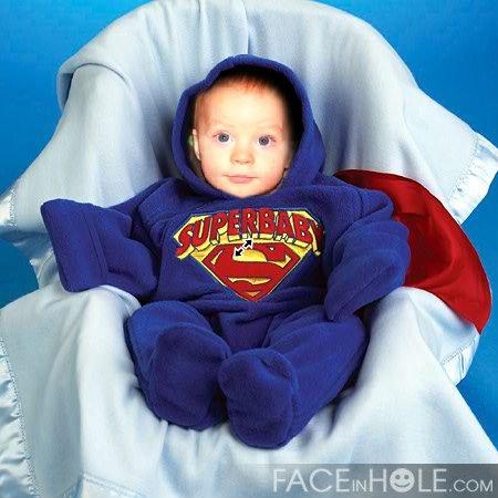 #superman, #baby, #costume