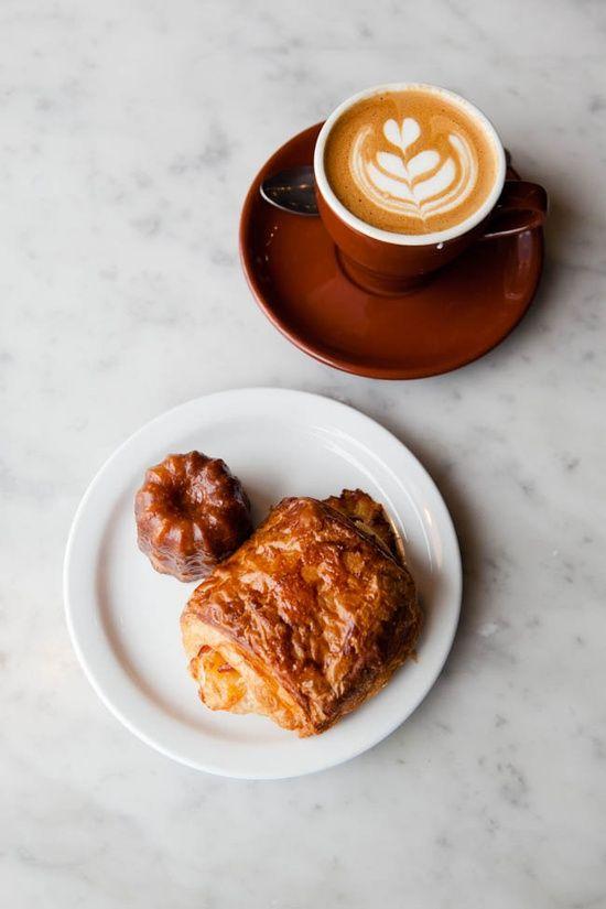 pastries & coffee | photo jennifer chong