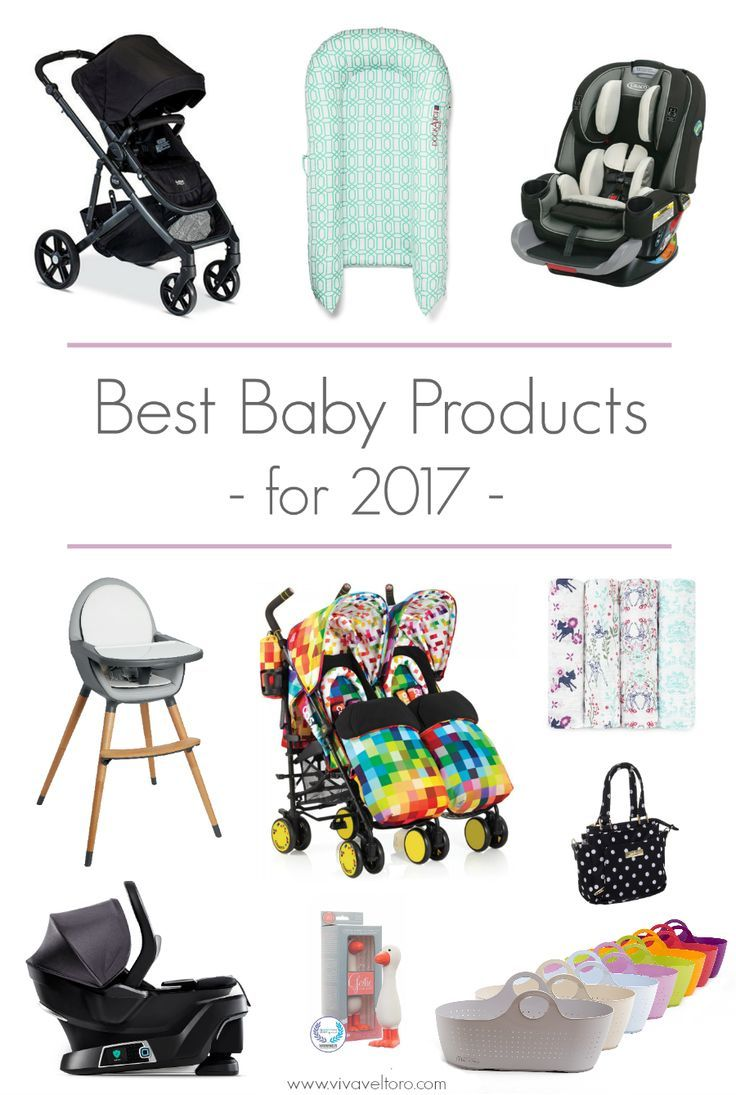 The Best Baby Products For 2017 We Re Talking Strollers Car Seats Diaper Bagore Viva Gear