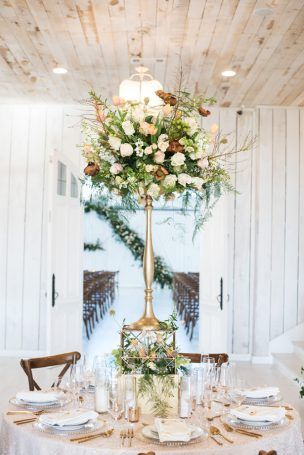 whimsical farmhouse wedding inspiration with gorgeous pops of rh pinterest com