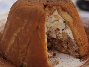Дзукото - италиански десерт
