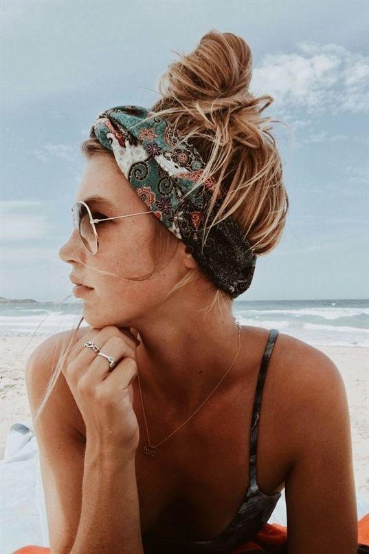 фото причесок на пляж просто сняли фильм