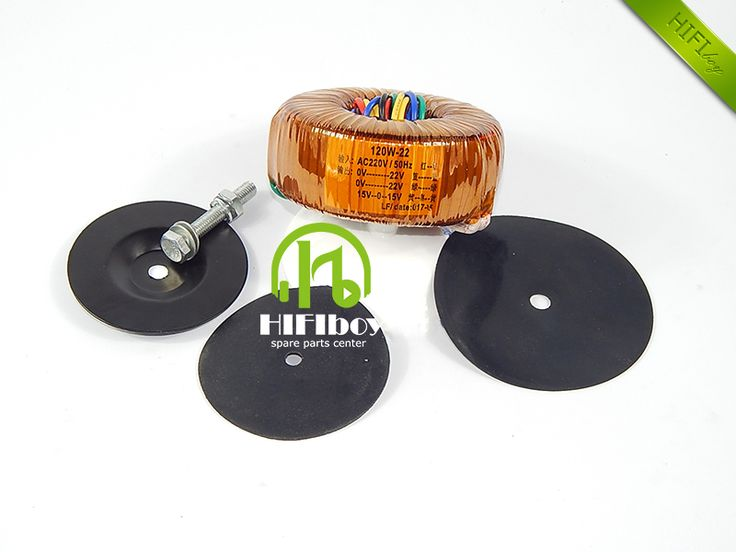 HIFI audio amp copper enamel wire toroidal transformer ( Ring transformer ) power amplifier transformer 120w Output 18V 22V #Affiliate