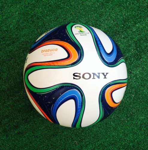 #Adidas #brazuca fifa #world cup match ball replica top glider size 5 sony,  View more on the LINK: 	http://www.zeppy.io/product/gb/2/252486927086/