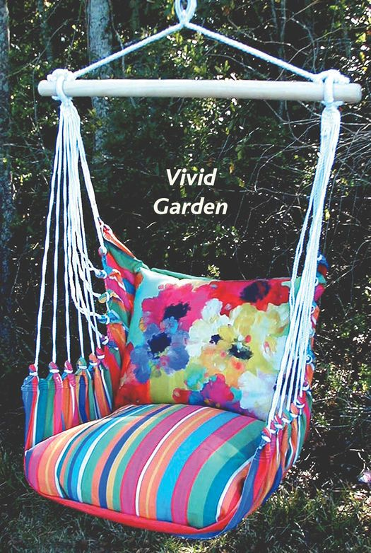 vivid garden swing chair acacia catalog