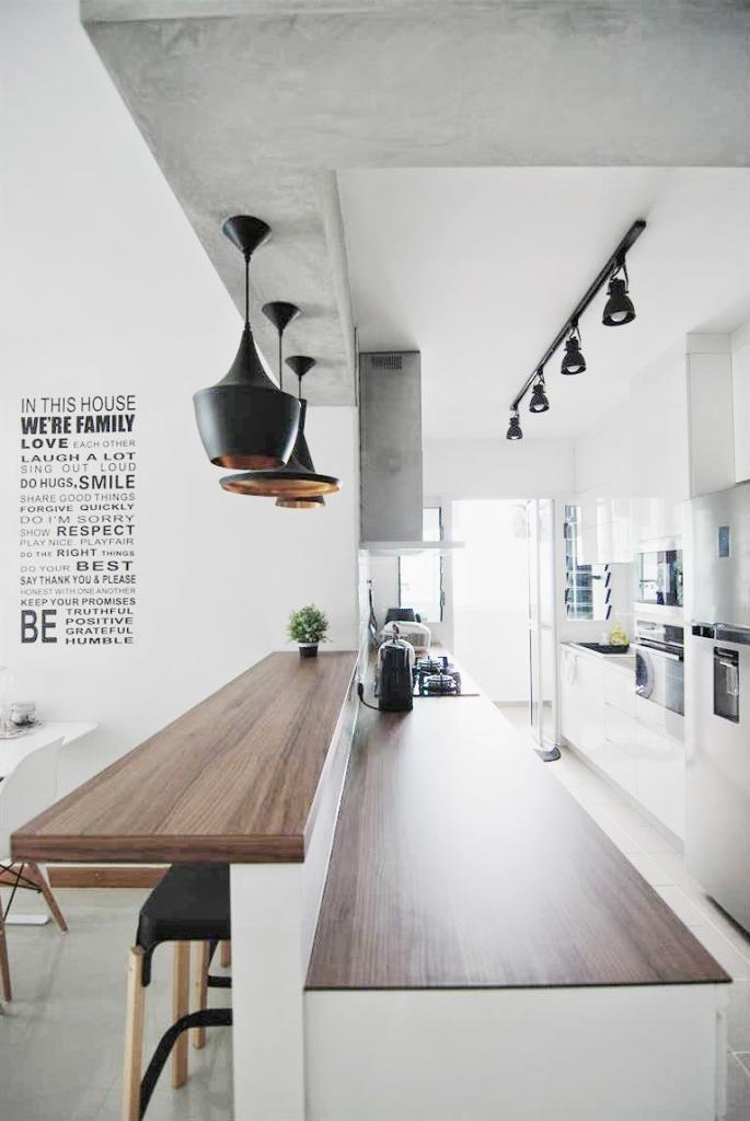 25 best ideas about breakfast bar lighting on pinterest. Black Bedroom Furniture Sets. Home Design Ideas