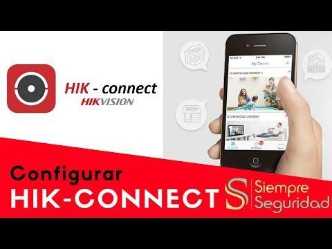 Configurar Hik-Connect - IVMS 4500 - Hikvision (celulares y PC