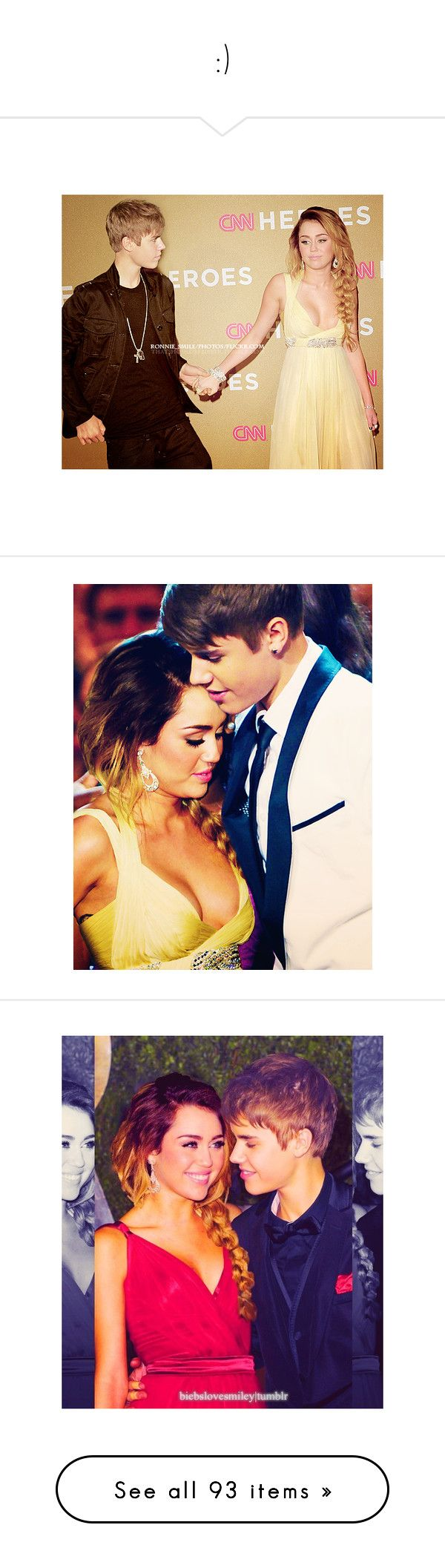 """:)"" by mc-shopaholic94 ❤ liked on Polyvore featuring jiley, justin bieber, miley cyrus, friends, pregnant miley, miley, justin, celebs, miley and justin and celebrities - miley cyrus"