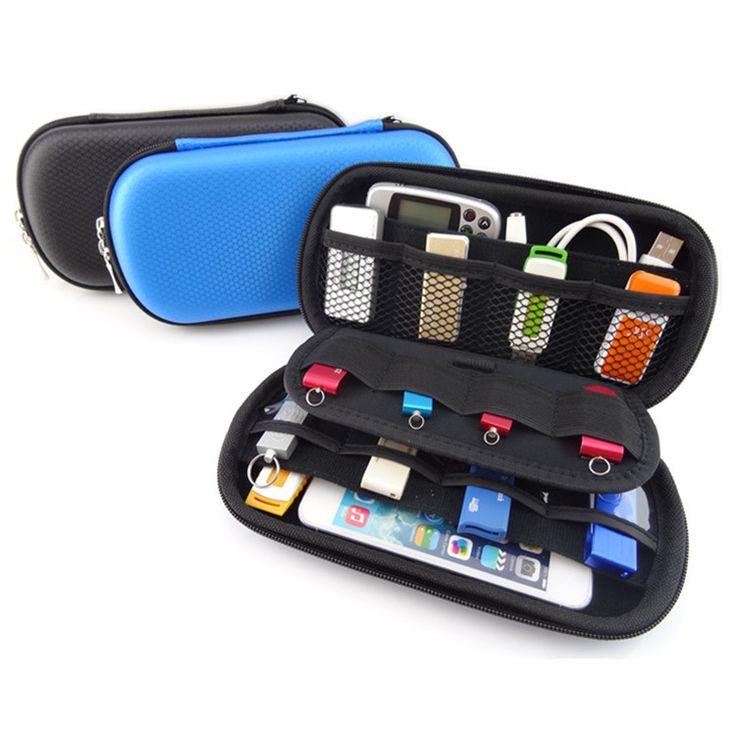 Купить товарМини цифровых продуктов чехол хранения сумка для USB флэш накопитель, Здоровье USB ключ, Карты памяти чехол, Телефон, Банковская карта в категории Сумки для храненияна AliExpress.                                            Мини-сумка для хранения      Mini Digital Products Pouch Travel S