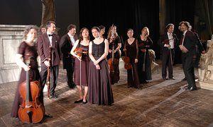 Baroque ensemble Modo Antiquo.