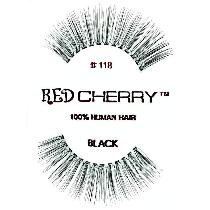 Gene False Red Cherry 118 doar pe http://www.makeup-shop.ro
