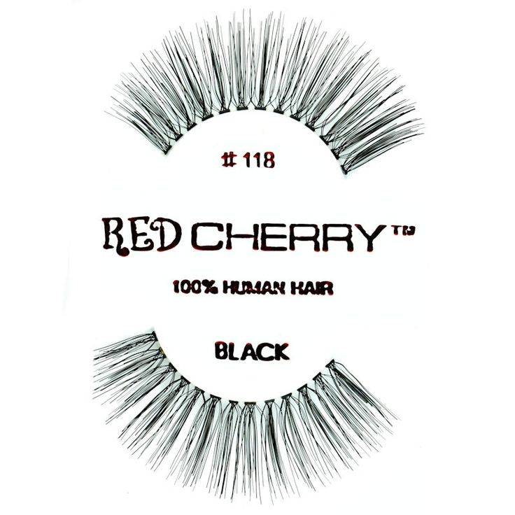 Gene False Red Cherry 118 doar pe http://www.makeup-shop.ro