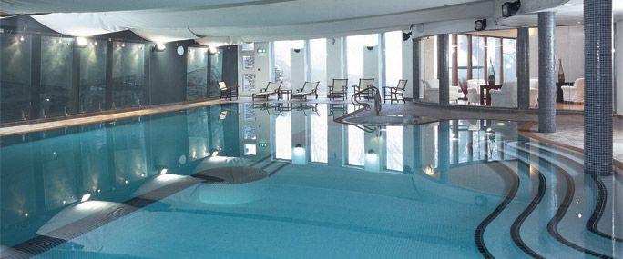 Lakeside Hotel's exclusive waterside spa in Windermere, Cumbria