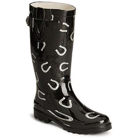 Fantastic Chooka WomenS Tattoo City Rain Pup Rain Boots Size 9 Chooka Rainboots Style Tattoo City Black Size 8 NEW! Chooka Rainboots Style Tattoo City Black Size 7 NEW! Chooka  WomenS Black Tattoo City Rain Boots Size 10