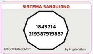Tessera Radionica 70 - Sistema Sanguigno