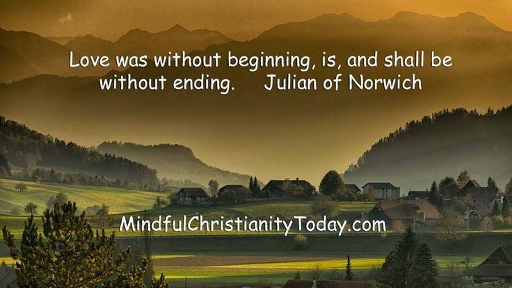 St. Julian of Norwich