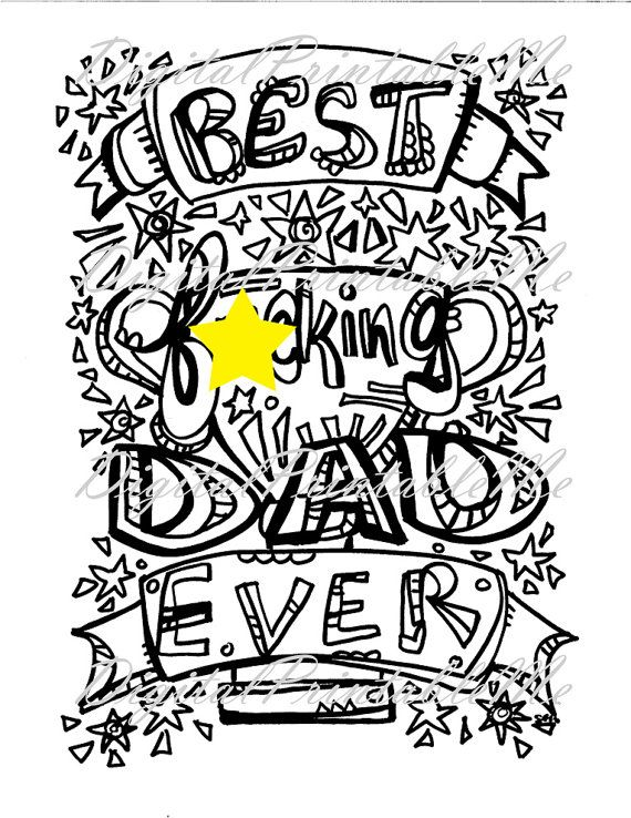 71 best swear word coloring pages images on Pinterest | Coloring ...