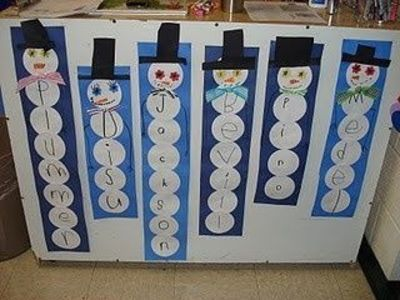preschool winter crafts | Winter Craft for preschool!! - Click image to find more... / Preschool ...