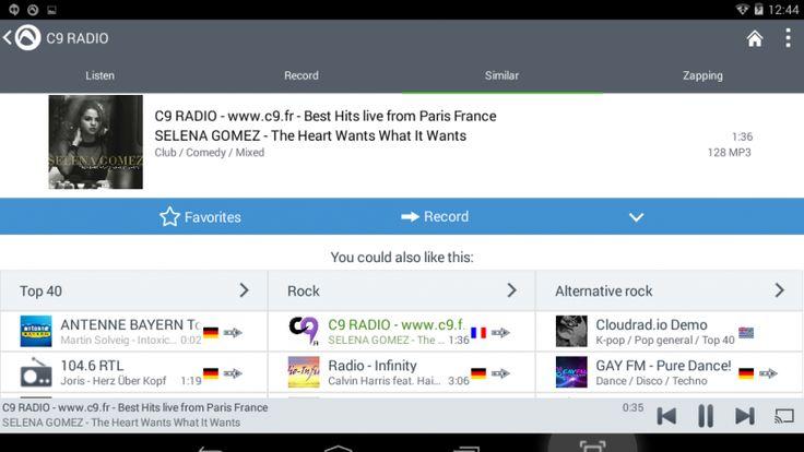 ИНТЕРНЕТ-РАДИО Андроид с записью с интернета - скачать приложение интернет-радио на Android Topics Com