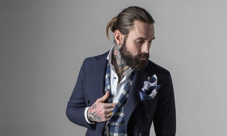 RICKI HALL: TAGLIATORE CLOTHES