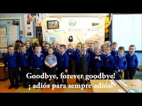 Adiós Ríos, Adiós Fontes. Goodbye rivers, Goodbye Springs