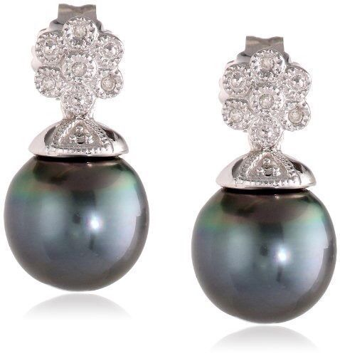 Tahitian Pearl Earrings Buying Guide  The gorgeous Tahitian pearl is one of the most expensive and sought-after gems in the world. Prized for their special sheen and luster, these pearls come from the warm waters of Tahiti and the South Pacific Sea, made by the black-lipped Pinctada Margaritifera oysters that are endemic to the area. Tahitian pearl earrings make a great present for someone special, or for you. However, before you make any purchase, make sure you do your research.