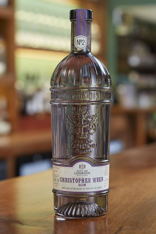Christopher Wren | 22 Gins Every Gin Drinker Will Love