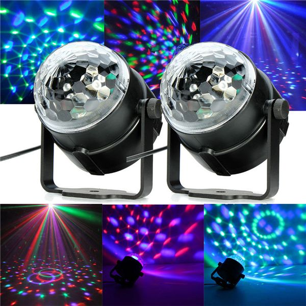 Solmore Rgb Laser Projector Led Stage Light Sound Control Magic Ball Effect Lamp For Club Dj Disco Led Stage Lights Crystal Magic Ball Led Crystal Magic Ball