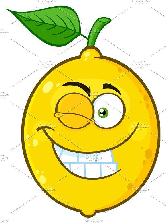 Bright Lemons Yellow Sticker Zazzle Com Lemon Pictures Fruit Clipart Lemon Drawing