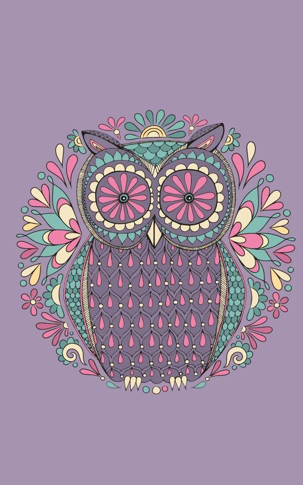Cute Owl Wallpaper HD HD Wallpapers Pinterest Owl wallpaper