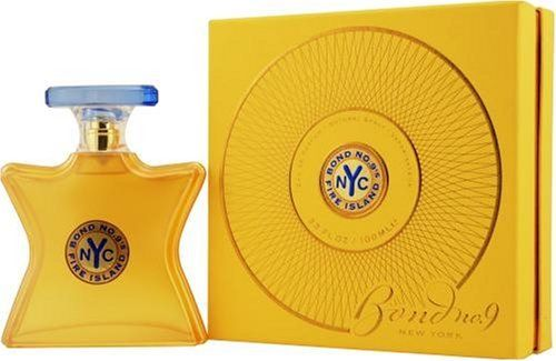 Bond No. 9 Fire Island by Bond No. 9 For Men And Women. Eau De Parfum Spray 3.3-Ounces by Bond No. 9. Save 17 Off!. $174.19. This item is not for sale in Catalina Island. Packaging for this product may vary from that shown in the image above. Launched by the design house of Bond No. 9.When applying any fragrance please consider that there are several factors which can affect the natural smell of your skin and, in turn, the way a scent smells on you.  For instance, your mood, stress lev...