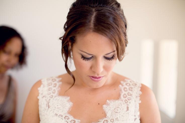 Beautiful Bride!! www.touchedbyangels.com.au