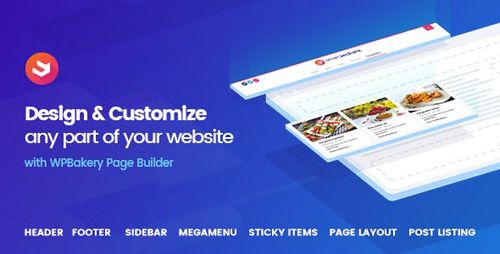 CodeCanyon - Smart Sections Theme Builder v1 3 5 - WPBakery