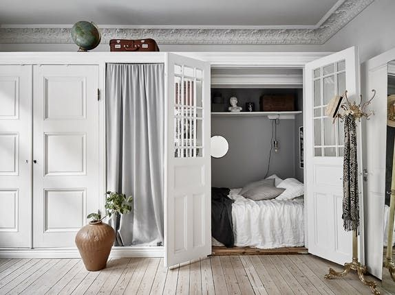 The Swedes certainly know how to do small spaces