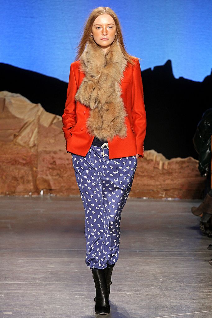Band Of Outsiders Women FW 2012