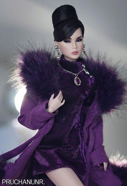 Fashion Royalty   Lilith   SuperModel   Editorial Edge   NuFace   Dark Moon   by PruchanunR.
