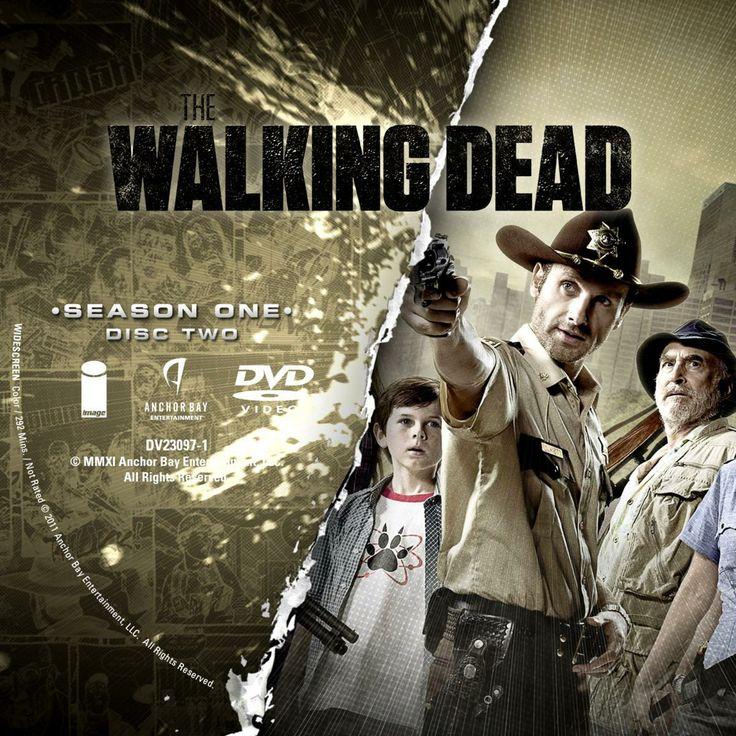 walking dead season 1 photos   ... de capas para filmes e jogos: Label The Walking Dead Season One