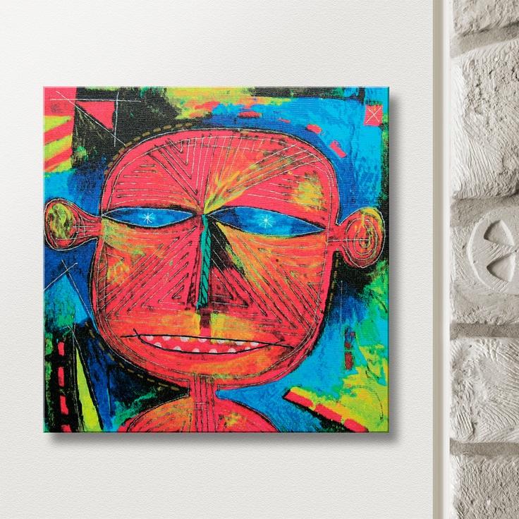 Raus Haus: RAUS Prints on canvas