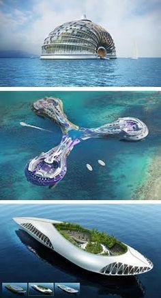 ocean city concepts
